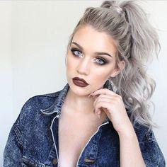Les cheveux gris : la couleur du moment - Confidentielles