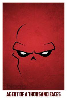 Villain - Red Skull