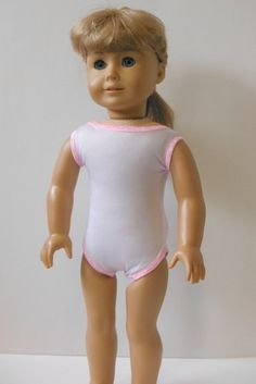 18 inch Doll Clothes Fits American Girl  Leotard by HoleInMyBucket, $10.00