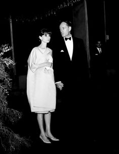 Audrey Hepburn and Mel Ferrer, 1966 (Madrid, Spain)