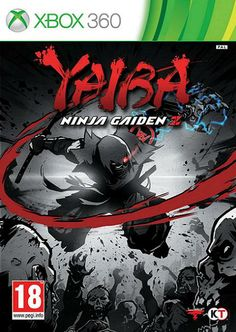 Step into a living comic book in this new take on the Ninja Gaiden series. Brandishing his ninja sword and the mecha weapons in his cyber arm, Yaiba slaughters zombies with brutal, over-the-top aba. Xbox 360, Playstation, Cry Anime, Anime Manga, Anime Art, Pc Gamer, Gi Joe, Wii, Ryu Hayabusa