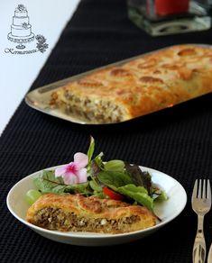 Kermaruusu: Levylihapiirakka Tacos, Food And Drink, Mexican, Ethnic Recipes, Foods, Food Food, Food Items