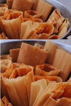 Red Pork Tamales (or Tamales de Puerco en Chile Rojo) is the best that authentic Mexican food has to offer. Incredibly tasty and incredibly delicious. Recipe by Mama Maggie's Kitchen food Red Pork Tamales (Tamales de Puerco) Authentic Mexican Recipes, Mexican Food Recipes, Authentic Tamales Recipe, Tasty Food Recipes, Spanish Food Recipes, Authentic Food, Mexican Desserts, Mexican Meals, Ground Beef Recipes