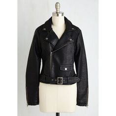 90s Short Length Long Sleeve Berlin There, Done That Jacket (19.795 HUF) ❤ liked on Polyvore featuring outerwear, jackets, apparel, black, moto jacket, short jacket, black motorcycle jacket, fake leather jacket, biker jacket and short black jacket