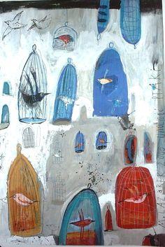 Malgorzata Lazarek  the art room plant