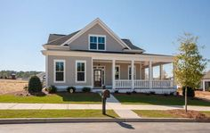 The Laney Grove by Ivey Homes. Built and FOR SALE in River Island :: Evans, GA