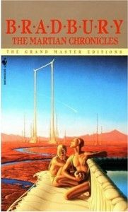 The Martian Chronicles  This was my favorite book in school