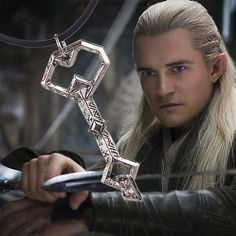 Lord of The Rings Key Necklace