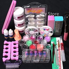 42 Best Nail Art Kit Images On Pinterest Nail Art Tools Nail Art