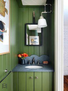 Vanessa Bell, Living Room Green, Living Room On A Budget, Green Rooms, Living Rooms, Living Spaces, Interior Design Companies, Interior Design Studio, Beata Heuman