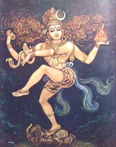Shiva Art, Shiva Shakti, Hindu Art, Divine Goddess, Durga Goddess, Indian Gods, Indian Art, Happy Ganesh Chaturthi Images, Indian Illustration