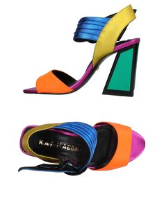 b5733133c71a Kat Maconie Women Sandals on YOOX. The best online selection of Sandals Kat  Maconie.