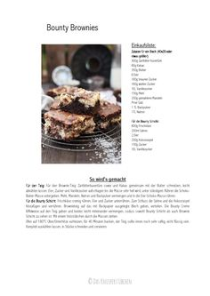 Bounty Brownies: Chewy Chocolate Cake with Coconut Cheesecake Filling