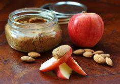Maple cinnamon almond butter: A la Graham Printable Recipe