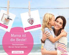 Wunderschöne #Geschenke für #Mama zum #Muttertag im Online Shop!