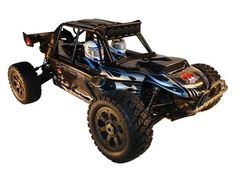 Rampage Chimera EP PRO RC CAR - FRONT VIEW