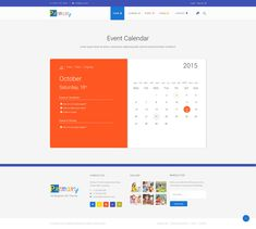 iphoto calendar templates - swot analysis powerpoint template with material design