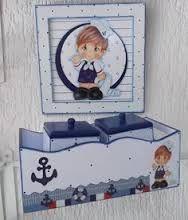 Resultado de imagen para kit bebe mdf nautico