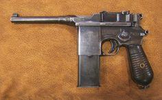 MAUSER Schnellfeuer Modelo 712 (1932 - 1938). Colección Jesús Madriñán