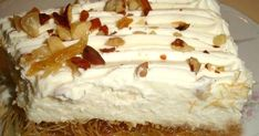Greek Sweets, Greek Desserts, Greek Recipes, Italian Recipes, Greek Cooking, Rustic Kitchen, Vanilla Cake, Cookie Recipes, Deserts