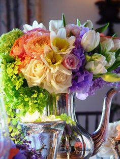 The Velvet Garden arrangement