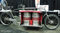 Soon to appear in Asheville, with New Belgium kegs pre-loaded?