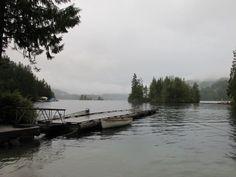 Ruby Lake, Sunshine Coast BC