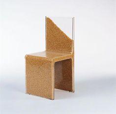Grano chair by Alessandro Mendini 1975 Art Furniture, Weird Furniture, Vintage Furniture Design, Acrylic Furniture, Furniture Deals, Classic Furniture, Unique Furniture, Cheap Furniture, Discount Furniture