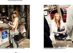 visual optimism; fashion editorials, shows, campaigns & more!: camille rowe by maciek kobielski for lui september 2014
