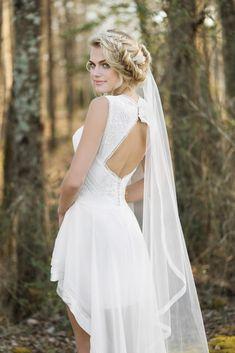 36ca70612652 12 najlepších obrázkov z nástenky Krátke svadobné šaty