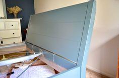 PAINTING OUR IKEA BED – Rachel Schultz