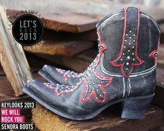 "SENDRA Boots ""Polverosa"""