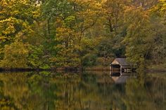 The Boathouse - Loch Ard