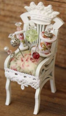 Pin Cushion - Cute!