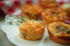 מאפינס פיצה - גבישס - בלוג האוכל של מירב גביש