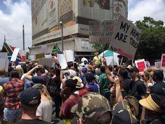 Photos: Zuma must fall protest holding across South African cities Jacob Zuma, Politics, Street View, African, City, Fall, Blogging, Photos, News