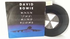 DAVID BOWIE when the wind blows, 7 inch single, VS 906 - SINGLES all genres, Including PICTURE DISCS, DIE-CUT, 7