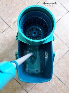 Zestaw Clean Twist System M z kółkami – polubicie mycie podłóg ;) – Ambasadorki marek