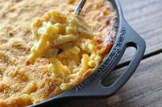 Mac and Cheese - Powered by @BBQpit.de