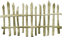 Cloture bois sur pinterest cl ture palissade et for Barriere en bois de jardin