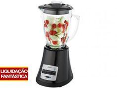 Liquidificador Oster Multi Chef 8 Velocidades 450W - com Jarra de Vidro