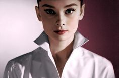 Audrey-colorized hollywood's