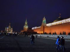 Red Square is simply breathtaking