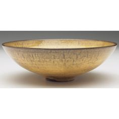 Gertrude And Otto Natzler Bowl : Lot 766