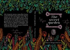 The secret garden - book cover - Laura Wood