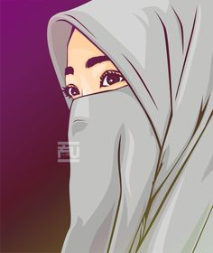 Hijab islam muslim islam quran hijab dpz anime muslimah love in islam islam Best Facebook Profile Picture, Tmblr Girl, Cover Wattpad, Hijab Drawing, Muslim Hijab, Islam Muslim, Islam Quran, Islamic Cartoon, Hijab Cartoon