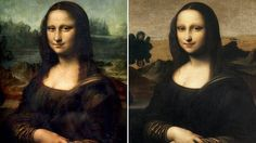 The Isleworth Mona Lisa, by W. Mark Dendy, examiner.com: A newly-unveiled painting (right), The Isleworth Mona Lisa,  of what is believed to be an earlier version of da Vinci's masterpiece, a portrait of Lisa Gherardini (aka Lisa del Giocondo).  #Painting #Mona_Lisa #Leonardo_da_Vinci