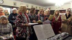 Community singing 'improves mental health and helps recovery' - BBC News