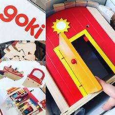 Sono arrivati i nuovi giochi Goki! Wooden Toys, Wooden Toy Plans, Wood Toys, Woodworking Toys