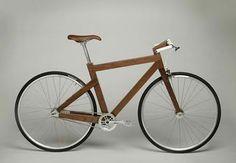 Seth Deysach's Black Walnut Bike